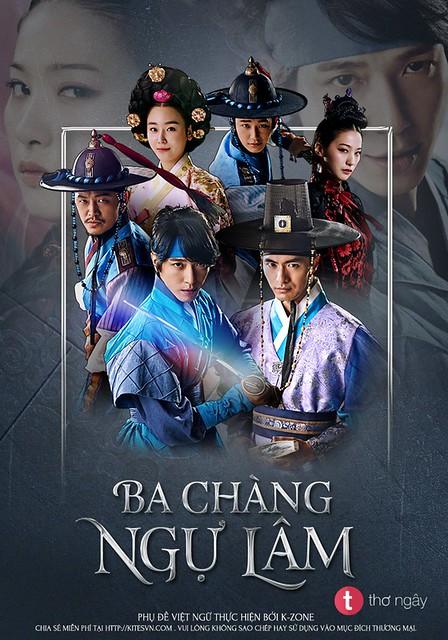 Phim Ba Chàng Lính Ngự Lâm - The Three Musketeers