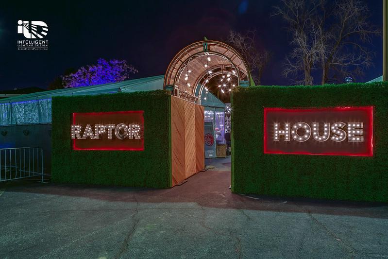 Raptor House