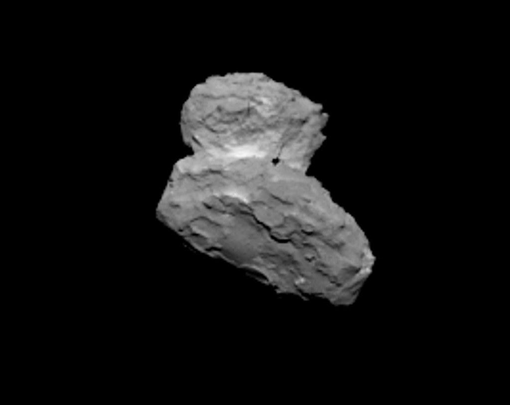 Комета Чурюмова-Герасименко, миссия аппарата Розетта