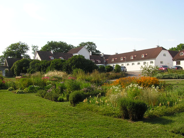Manor garden, Sagadi