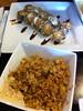 Rico Sushi y arroz