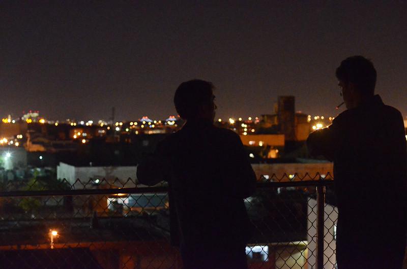 night time1