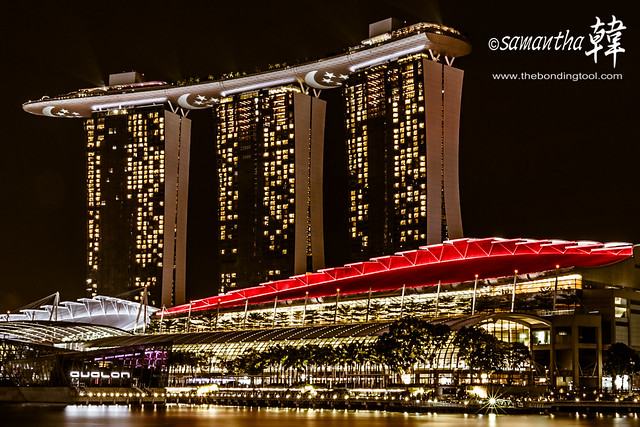 NDP The Promontory opposite MBS
