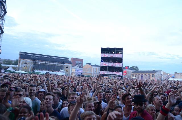 Flow Festival de Helsinki