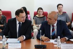 29.08.2014 - АО «Самрук-Казына» провел первую публичную встречу для потенциальных инвесторов по вопросам участия в Программе приватизации на 2014-2016гг.