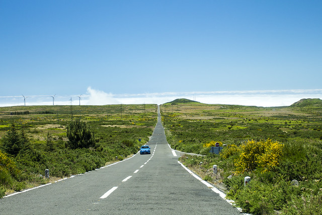 Road to heaven - Madeira