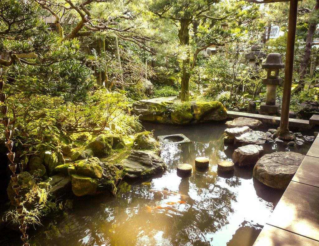 Samurai House (Garden)