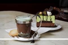 Caffe Florian Hot Chocolate & Cake - Venice, I…