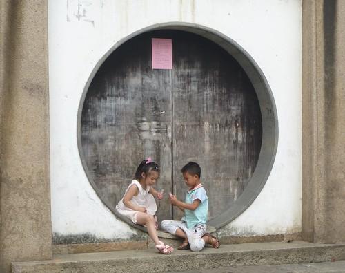 Jiangsu-Suzhou-Colline vers Centre-ville (33)