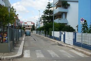 Noicattaro. Caos via San Francesco d'Assisi front 2