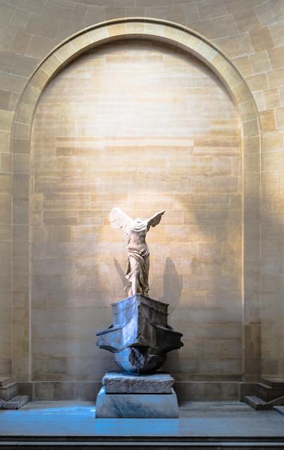 La Victoire de Samothrace - Musée du Louvre - Paris ...