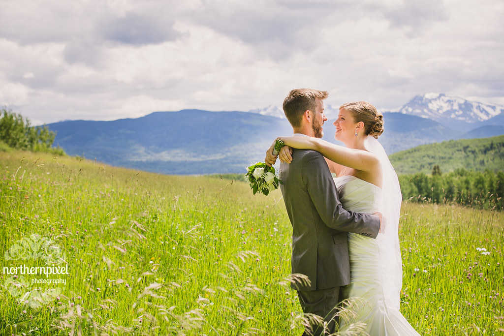 Northern BC Wedding Photographer - Smithers British Columbia Wedding