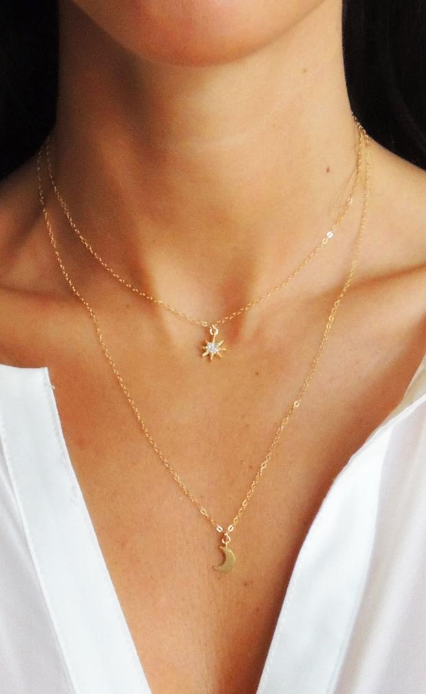 Christine Elizabeth Jewelry, Layered Necklaces