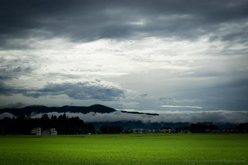 曇天 - coludy sky 2
