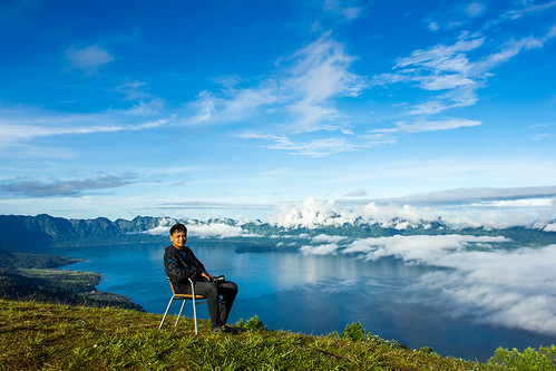 travel lake canon indonesia landscape photography eos photo outdoor adventure explore tropical