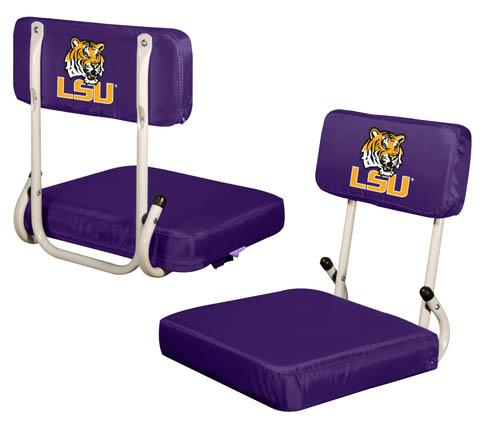 LSU Tigers Hard Back Stadium Seat