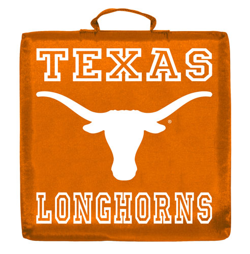 Texas Longhorns Stadium Cushion