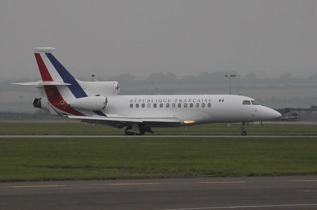 French 2 landing