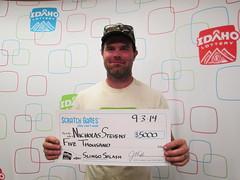 Nicholas Stevens - $5,000 Slingo Splash