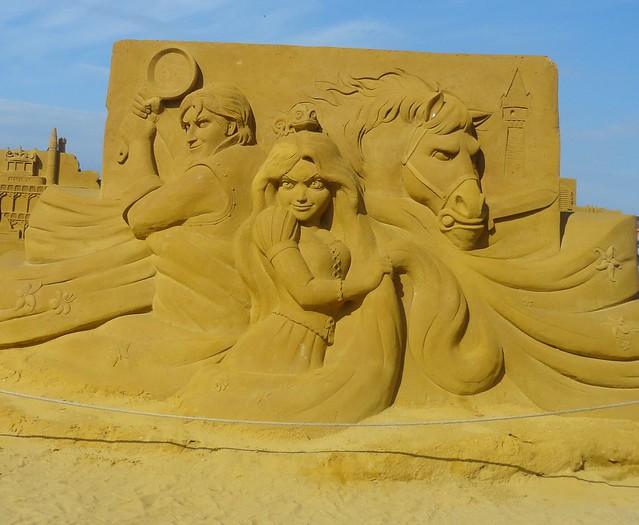 Sculpures sur sable Disney - News Touquet p.1 ! 14956614562_aa8b708204_z