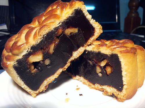 唯王食品中秋節禮盒-棗泥核桃