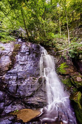 water landscape waterfall unitedstates july northcarolina 2014 brysoncity greatsmokymountainsnationalpark juneywhankfalls