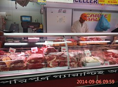 supermarket(0.0), fish(0.0), bakery(0.0), fast food(0.0), charcuterie(1.0), meat(1.0), food(1.0), butcher(1.0), frozen food(1.0), retail-store(1.0),