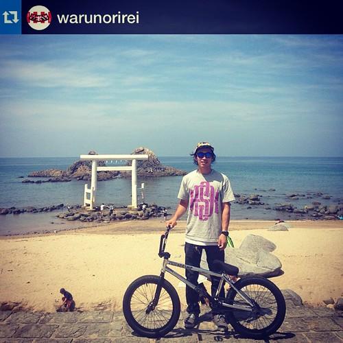 #Repost from @warunorirei