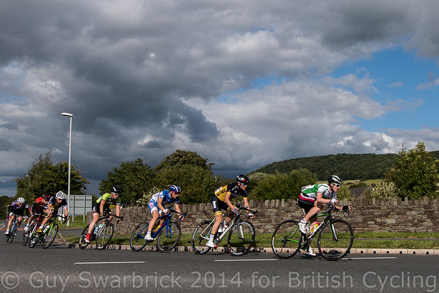 Junior Tour of Wales 2014 - Stage 2