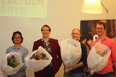Winnaars Open Cultuur Data Challenge 2014