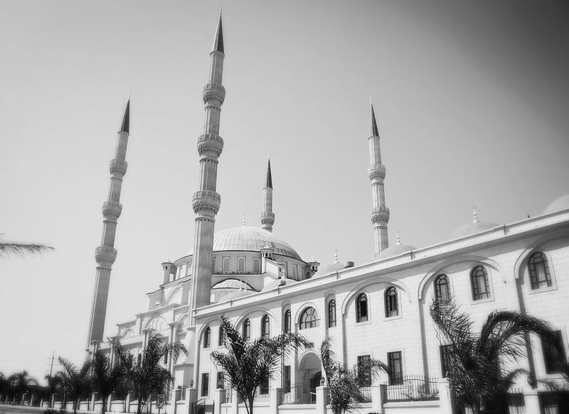 Exterior - mosque, Johannesburg