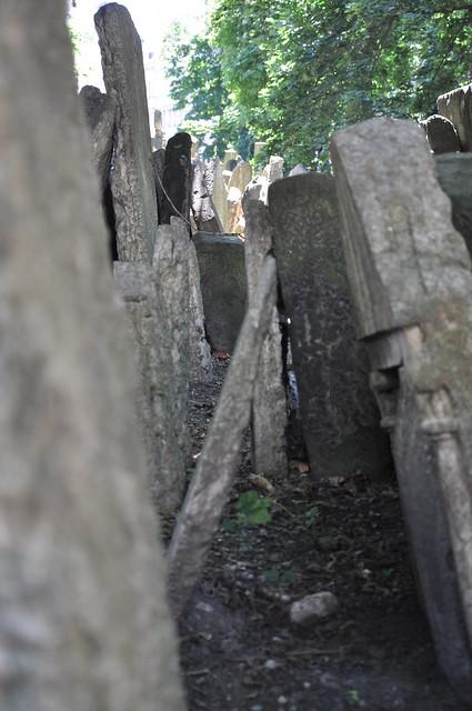 Prague - Jewish Cemetery