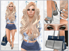 LOTD# 183 Sometimes blue is all you need :)