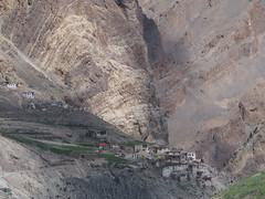 Shadows and Sun-Photoksar-Zanskar Trek-Ladakh-India