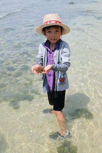 蛤板灣沙灘
