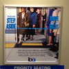 Why is everyone in this BART ad an older woman with a below the knee skirt?