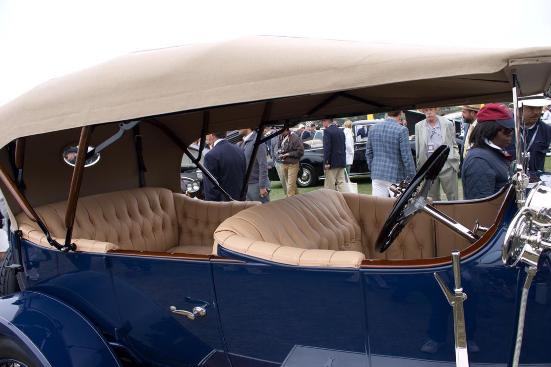 1915 Rolls-Royce Silver Ghost Alpine Eagle Portholme Torpedo (3)