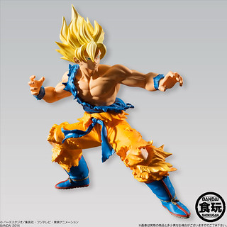 DRAGONBALL STYLING 超級賽亞人 孫悟空