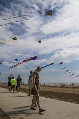 Walking and Kites