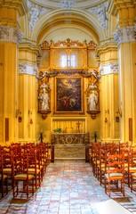 Sorrento Church Interior