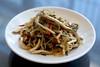 Seaweed and Bean Curd in Vinegar Dressing 小菜