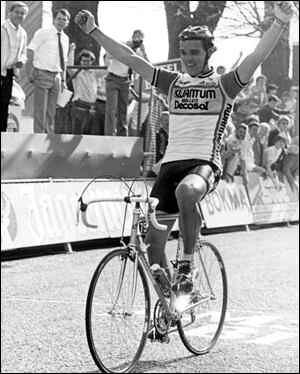 Amstel '84 - Vittoria di Hanegraaf