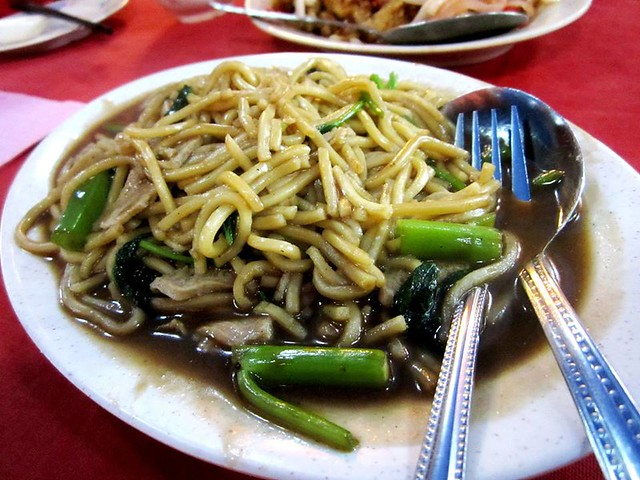 Ruby Foochow fried noodles