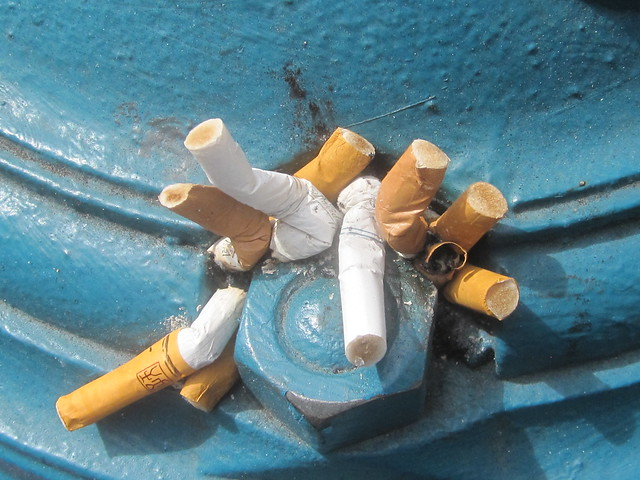 Old Cigarettes