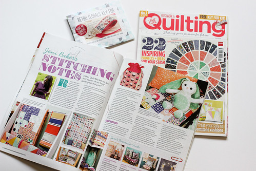 Love Patchwork & Quilting - Issue 11