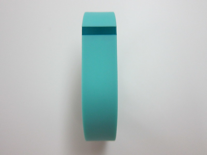 Fitbit Flex Accessory Wristbands - Teal - Front