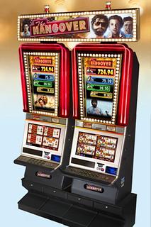 Hangover slot machine