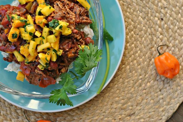 Jamaican Jerk Chili 2