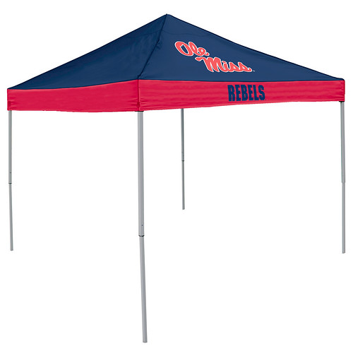Ole Miss Rebels Economy TailGate Canopy/Tent