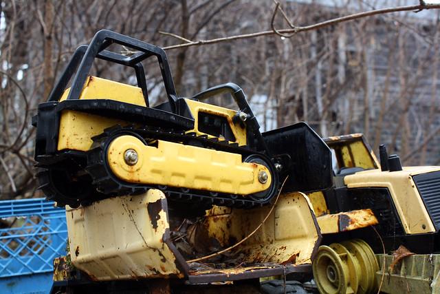 Fines double when construction crew present